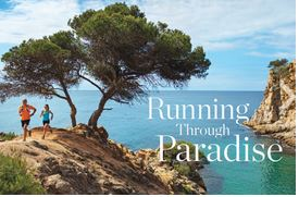 Running Vacations Trough The Paradise